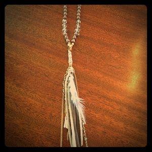 Boutique chic boho necklace